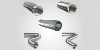 SEMIFLEXIBLE DUCTS